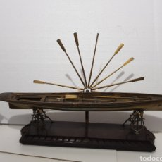 Arte: BARCO BRONCE. Lote 289896053