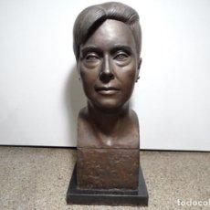 Arte: ESCULTURA EN BRONCE. FERNANDO BERNAD CASARRAN ( LECERA, ZARAGOZA 1913-2005). 50 CM ALTO.. Lote 289906418