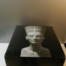 Arte: NEFERTITI - SKEL ART - COMPLETO - NUEVO EN CAJA TRANSPORTE. EGIPTO EGIPCIO EGIPTOLOGÍA. Lote 292263863