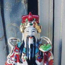 Arte: FIGURA MADE IN CHINA,MIDE 33X15CTM. Lote 294078778