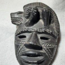Arte: PEQUEÑA MÁSCARA AFRICANA?. Lote 295023988