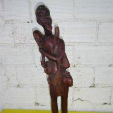 Arte Étnico: FIGURA ETNICA HOMBRE. Lote 12665185