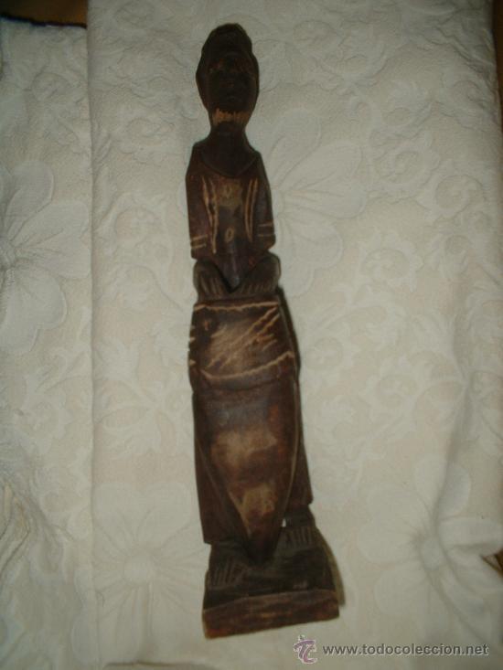 Arte Étnico: talla de hombre - Foto 3 - 27620538