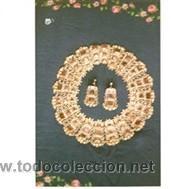 COLLAR AZTECA (Arte - Étnico - América)