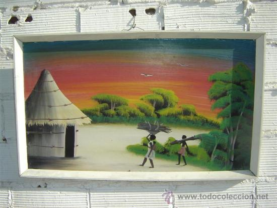 PINTURA AFRICANA (Arte - Étnico - África)