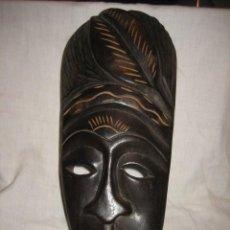 Arte: MASCARA AFRICANA. Lote 19336682
