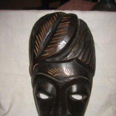 Arte: MASCARA AFRICANA. Lote 19336683