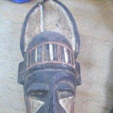 Arte: ANTIGUA MASCARA AFRICANA. Lote 20621983