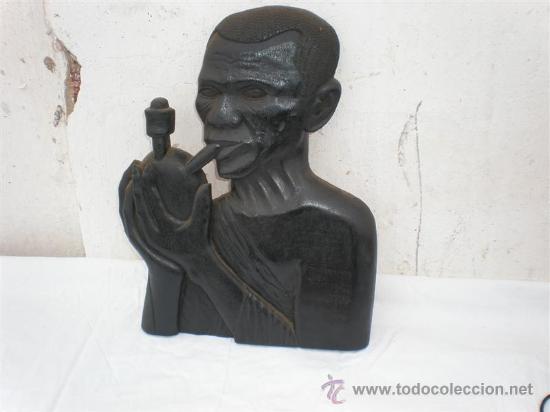 FIGURA DE PARED AFRICANA (Arte - Étnico - África)