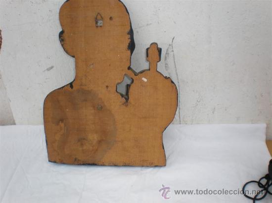 Arte: figura de pared africana - Foto 2 - 18487937