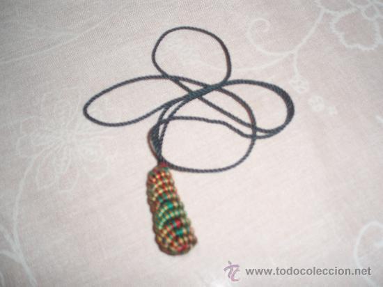 AMULETO ORIGINAL DE PERU - COLGANTE (Arte - Étnico - América)