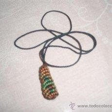 Arte: AMULETO ORIGINAL DE PERU - COLGANTE. Lote 20064300