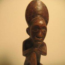 Arte: ARTE AFRICANO: FIGURA KONGO (REPUBLICA DEMOCRATICA DEL CONGO). Lote 26891454