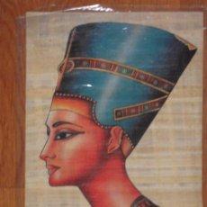 Arte: * EGIPTO * PAPIRO EGIPCIO. Lote 29507339