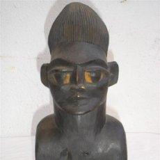 Arte: ESCULTURA DE MADERA AFRICANA. Lote 30689559