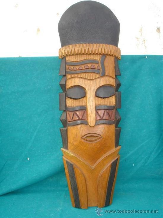 MASCARAS AFRICANA (Arte - Étnico - África)