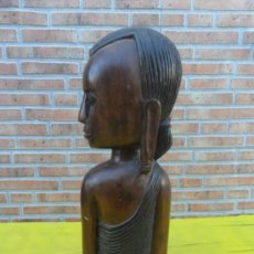 Arte: TALLA DE MADERA AFRICANA. Lote 37242544