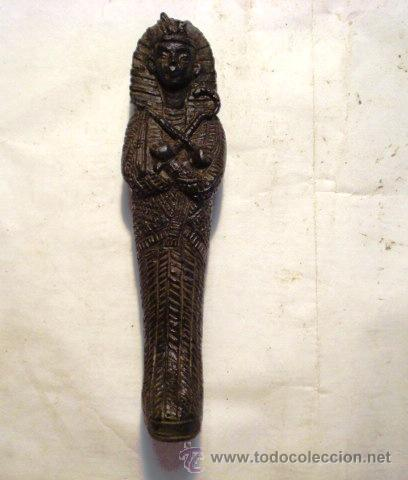 FIGURA EGIPCIA (Arte - Étnico - África)