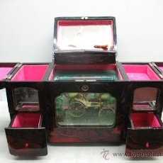 Arte: ANTIQUISIMA CAJA CHINA MUSICAL,JOYERO. Lote 38839169