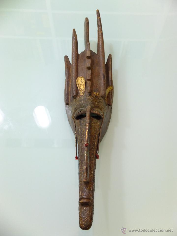 MASCARA MARKA (WARKA), ARTE AFRICANO , ARTE ETNICO , MALI , AFRICA (Arte - Étnico - África)