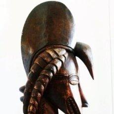 Arte: ESPECTACULAR TALLA / ESCULTURA AFRICANA (132 CM) MEDIADOS SIGLO XX. Lote 42791348