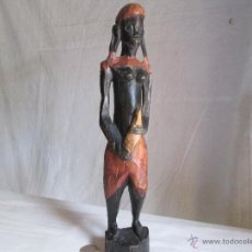 Arte: TALLA MUJER AFRICANA.. Lote 42794537