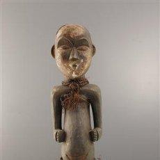 Arte: ESCULTURA VOTIVA AFRICANA. ETNIA TSOGHO-VOUVI / GABON.. Lote 44112210