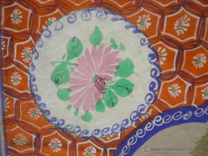 Arte: Acuarela china enmarcada - Foto 5 - 44238862