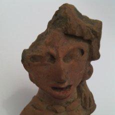 Arte: FIGURA ANTROPOMORFA. COLOMBIA. CULTURA TUMACO (DEL 200 A.C. AL 600 D.C.). Lote 45127008