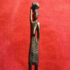 Arte: FIGURA ETNICA AFRICANA. Lote 46178479