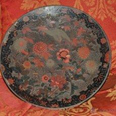 Arte: CLOISONNÉ JAPONES DEL XIX. Lote 23002995