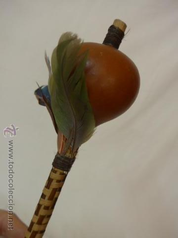 Arte: Antiguo instrumento del amazonas, america latina - Foto 2 - 47525609