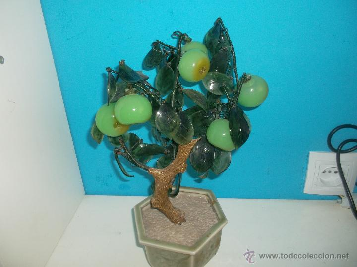 bonita mazeta con frutas en cristal o piedras d Comprar Arte