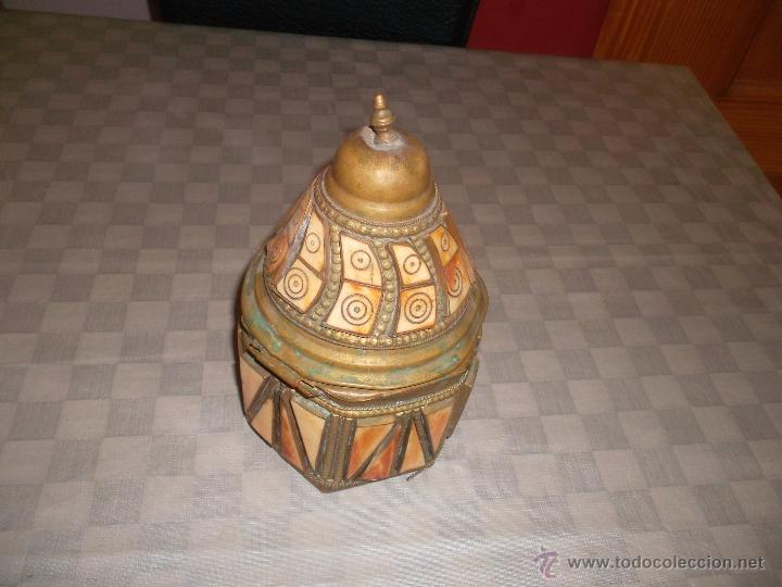 Arte: precioso cofre antigua - Foto 2 - 50018653