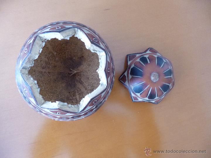 Arte: Calabaza tallada y policromada Sudamérica - Foto 3 - 50284454