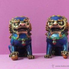Arte: LEONES CHINOS Nº 1118. Lote 50583567