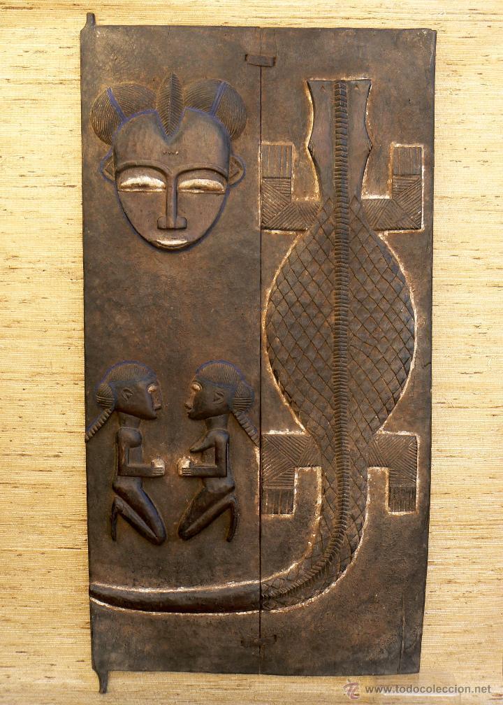 PUERTA DAN (Arte - Étnico - África)