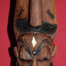Arte: FIGURA MASCULINA TRIBAL AFRICANA. Lote 53519158