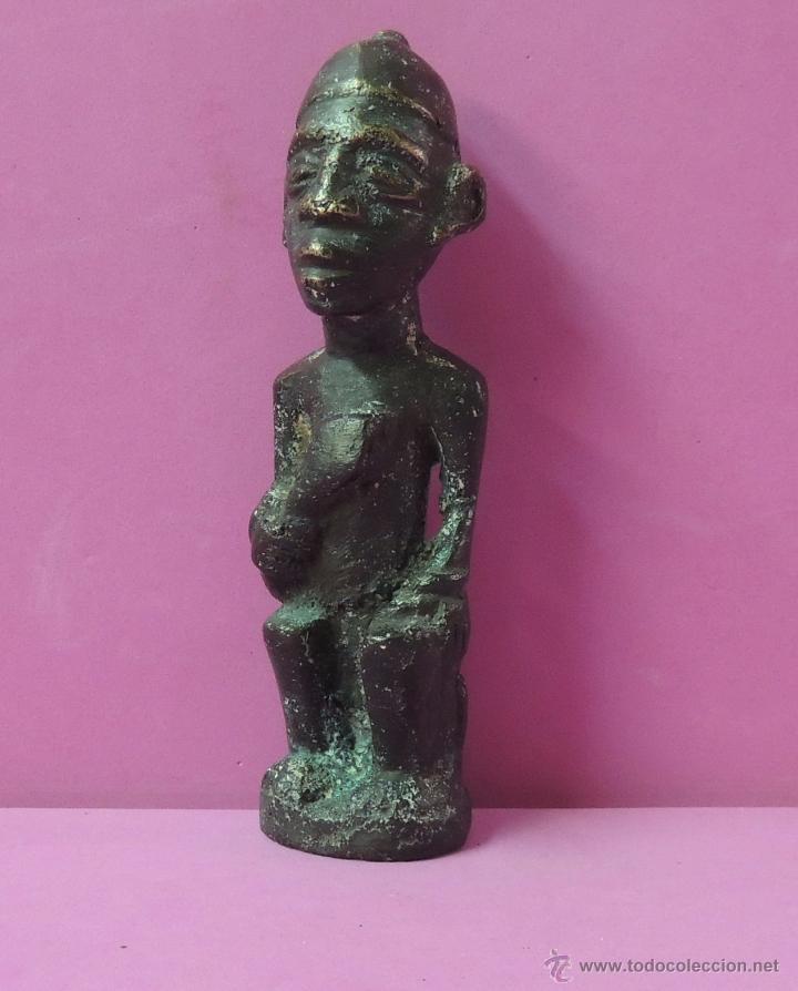 IDOLO AFRICANO Nº 1444 (Arte - Étnico - África)