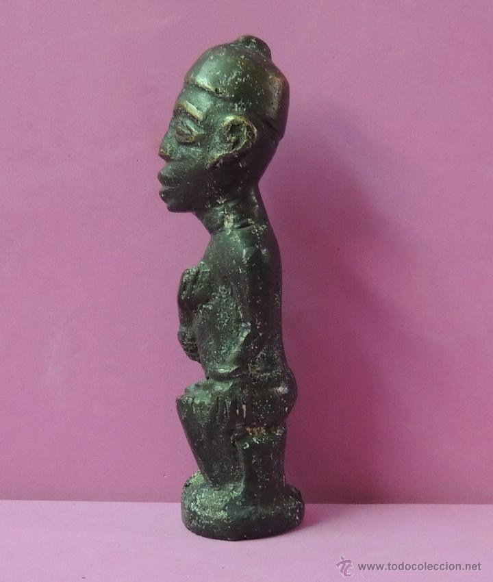 Arte: Idolo africano nº 1444 - Foto 2 - 53888822