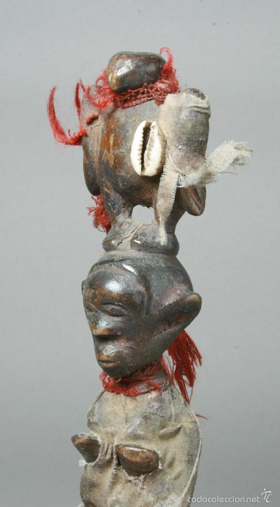 Cetro ritual font benin arte africano - Sold through Direct