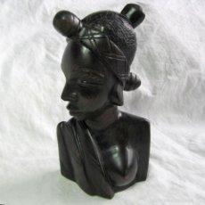 Arte: PRECIOSA ESCULTURA AFRICANA MADERA NOBLE. Lote 57285078