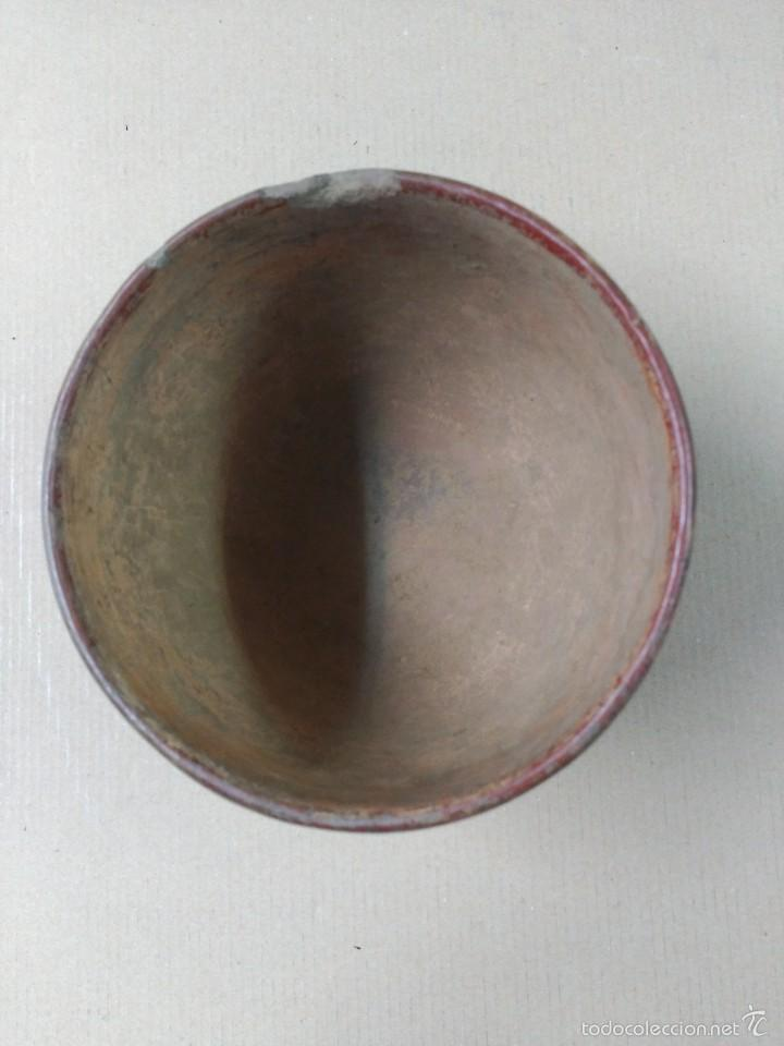 Arte: Cuenco ceramico precolombino - Foto 5 - 57855585