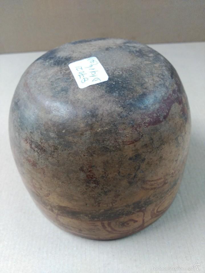 Arte: Cuenco ceramico precolombino - Foto 8 - 57855585