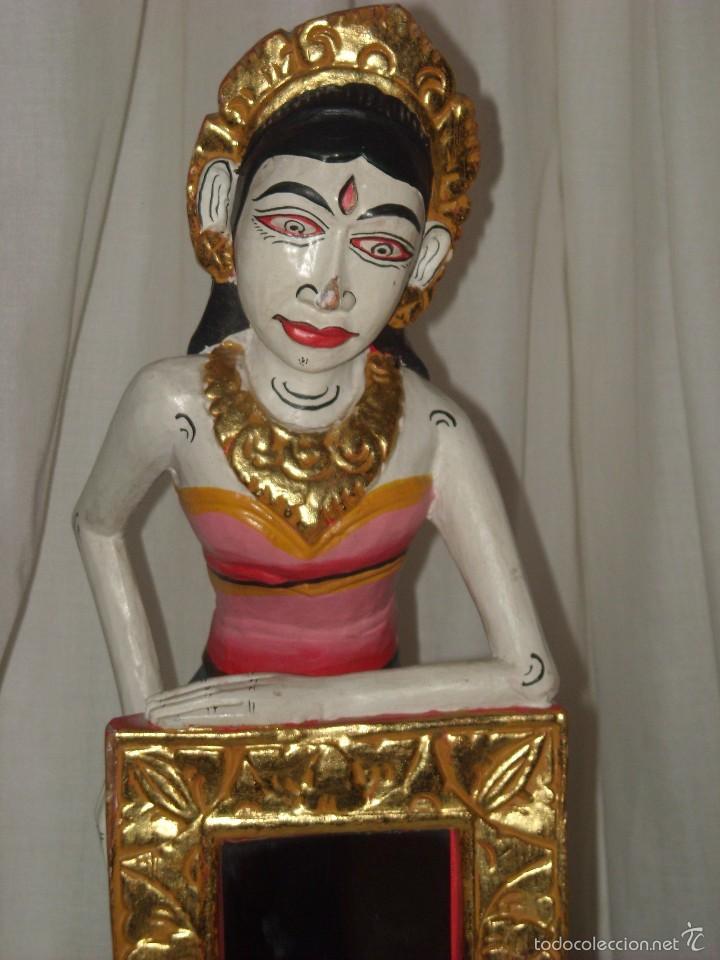 Arte: Balinesas con espejos - Foto 3 - 61086331