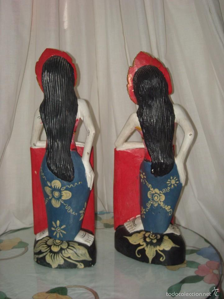 Arte: Balinesas con espejos - Foto 4 - 61086331