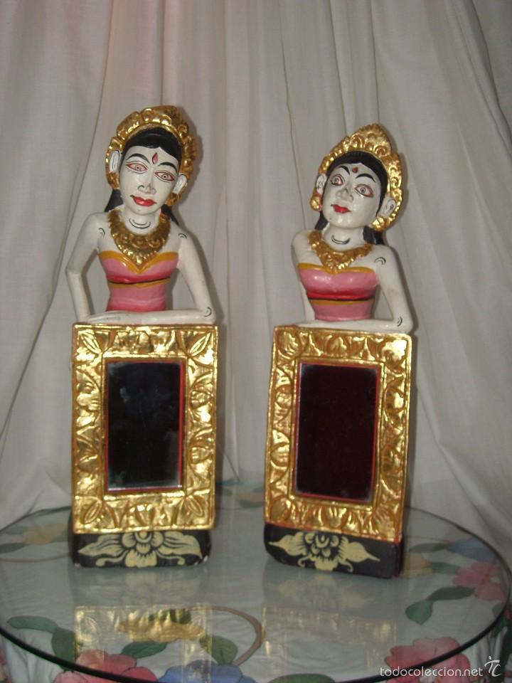 Arte: Balinesas con espejos - Foto 5 - 61086331