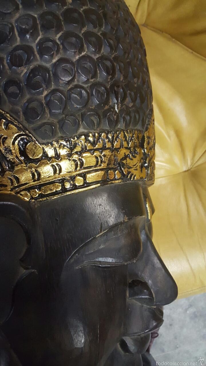 Arte: Gran mascara africana, 62cm, para colgar - Foto 5 - 61364826
