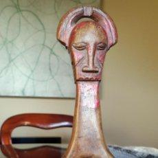 Arte: TIRACHINAS. ARTE AFRICANO. SUDÁFRICA. Lote 69430845