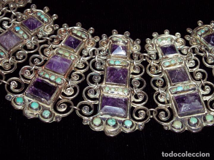 Arte: collar azteca - Foto 3 - 12945682